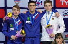 Призером первенства Европы по прыжкам в воду стал спортсмен из Пензы