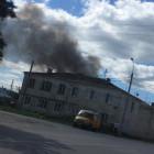 Серьезный пожар в Кузнецке Пензенской области: полыхает многоквартирный дом