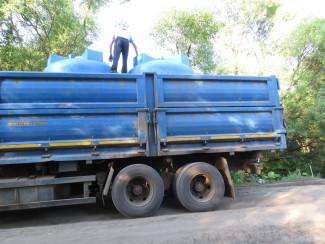В Пензенской области пьяный сельчанин переломал себе кости, рухнув с КамАЗа