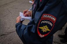Начальника полиции задержали за пьяный дебош