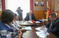 Жители Пензенской области пожаловались Белозерцеву на проблемы с водой