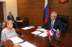 Пензенский губернатор пообещал помочь молодой матери, впавшей в кому