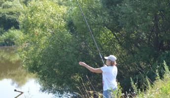 В Пензенской области определили лучшую рыбачку