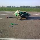 Пензенский водитель грузовика отправил «на тот свет» рязанских мотоциклистов