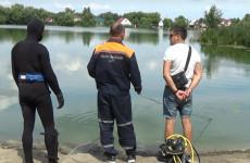 Пензенские спасатели вытащили из Суры труп мужчины