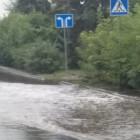 Из-за плохих ливневок пензенские дороги за одну ночь превратились в реки