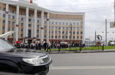 В пензенском ГУ МЧС рассказали, что происходит у здания арбитражного суда