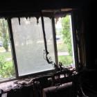 Пензенский Следком обнародовал фото с места смертоносного пожара на улице 8 Марта