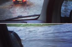Великий потоп: Пензу и 15 миллиардов смыло после очередного ливня (ВИДЕО)