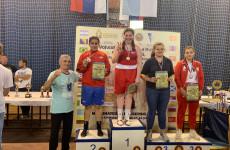 Пензенская спортсменка стала призером Международного турнира по боксу