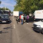 В пензенской Госавтоинспекции прокомментировали массовое ДТП в Арбеково