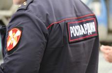 Жительница Пензенской области применила насилие к бойцу Росгвардии