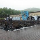 Скончались еще двое детей, пострадавших при пожаре в палаточном лагере