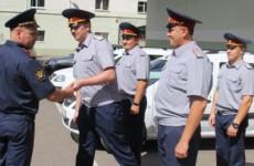 В Пензе сотрудники УФСИН получили новые служебные машины