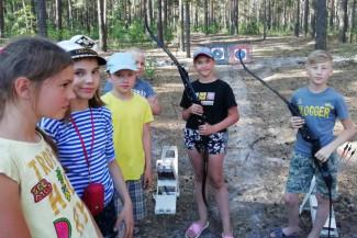 В Пензенской области сотрудники МЧС проверили детский палаточный лагерь