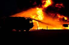В Пензенской области спасатели эвакуировали людей из горящей пятиэтажки