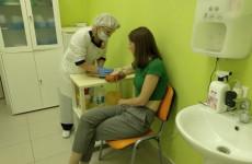 Более 50 пензенцев бесплатно сдали кровь на гепатит