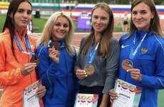 Пензенские легкоатлетки стали призерами чемпионата России