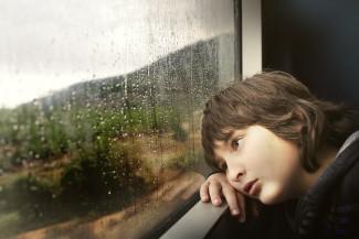 В Пензе из окна четвертого этажа выпал 8-летний мальчик
