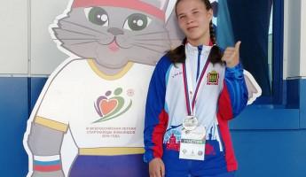 Пензенская спортсменка стала призером Всероссийской Спартакиады инвалидов