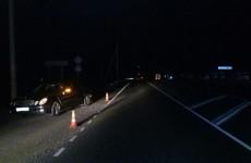 Житель Пензенской области на дорогой иномарке сбил пешехода