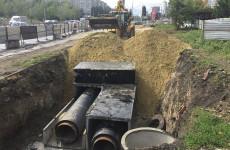 Реконструкция тепловых сетей Пензы выполнена на 73%