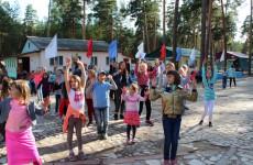 В проекте «Здоровое лето-2019» приняли участие более тысячи пензенских ребятишек