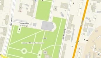В Пензе на день закроют часть ул. Белинского