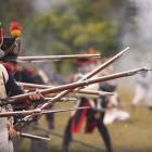 Тысячи пензенцев стали зрителями реконструкции битвы 1812 года