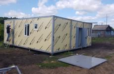 В Пензенской области построят 10 модульных ФАПов