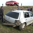 Под Пензой опрокинулся Volkswagen Golf: трое погибших, двое раненных