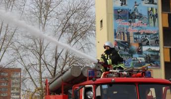 Заречный в огне: один человек погиб, трое спасены