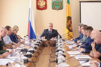 Белозерцев: Пензенцы на выборах должны быть уверены в своей безопасности