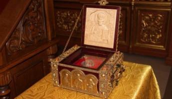 Уже на этой неделе в Пензу привезут мощи Николая Чудотворца