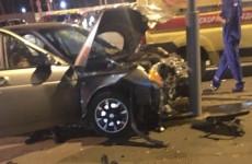«Головой разбил лобовое стекло»: в Пензе произошла жесткая авария