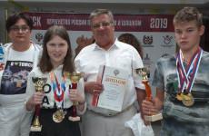 Победительницей Первенства России по шашкам стала спортсменка из Пензы