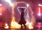 Второй день фаер-шоу «Пламя Спутника» прошел с аншлагом