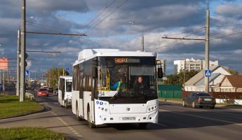 В Пензе вырастет стоимость проезда в автобусах №54