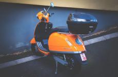 В Пензенской области мужчина сел пьяным за скутер