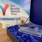 В Ахунах стартовал международный теннисный турнир «Penza Cup»