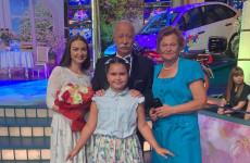 В телеигре «Поле чудес» приняла участие солистка «Пензаконцерта»