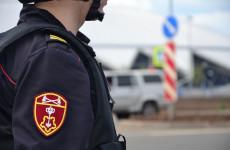 Плохая идея: житель Пензенской области ударил по лицу бойца Росгвардии