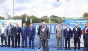 Иван Белозерцев открыл турнир «Penza Cup-2019»