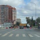 В Пензе перекрыли улицу Урицкого