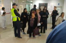 В Росгвардии прокомментировали эвакуацию людей из пензенской поликлиники