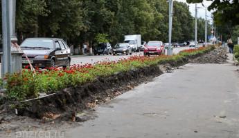 В Кузнецке Пензенской области преображается центральная часть города