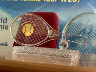 В Пензе разыграют 25 тысяч долларов: финальная игра международного теннисного турнира определит победителя