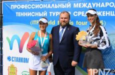 Украшение теннисного турнира! Неотразимая Виталия Дьяченко завоевала хрустальную ракетку Penza Cup