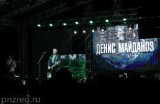 Денис Майданов поздравил пензенцев с Днем знаний