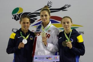 Пензенская спортсменка привезла из Бразилии 10 золотых медалей